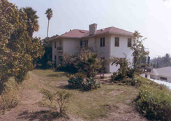 Mozumdar's Hollywood home