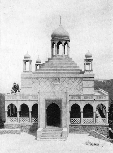 Temple of Christ at Camp Mozumdar